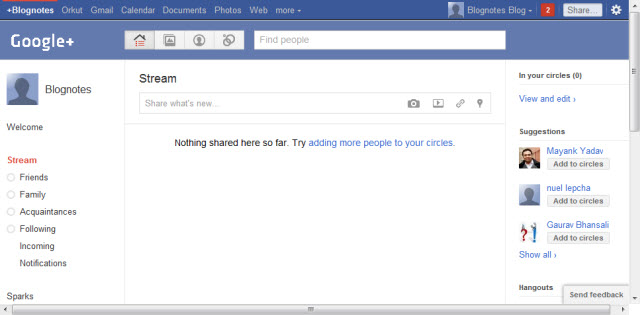 Facebook-Style-Theme-for-Google-Plus