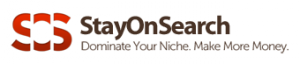 Stay On Search Logo